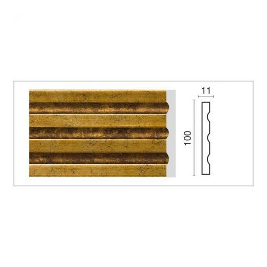 Decor-Dizayn Пилястра D201-1223