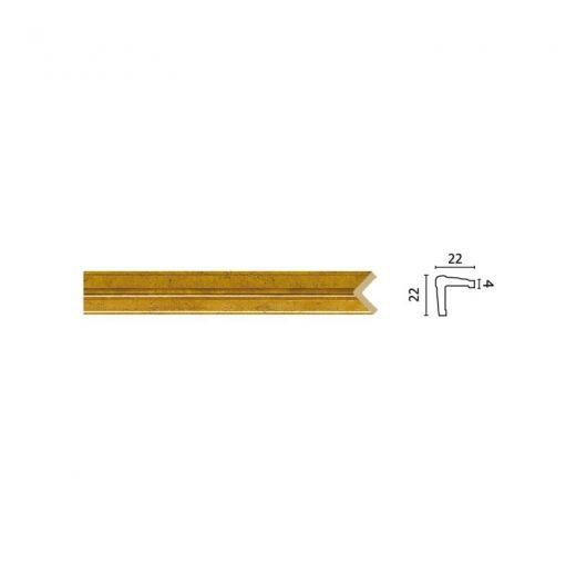 Decor-Dizayn Угол 116S-552