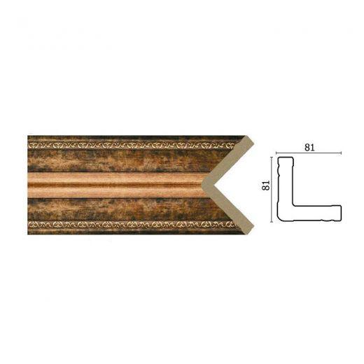 Decor-Dizayn Угол 140-767 широкий