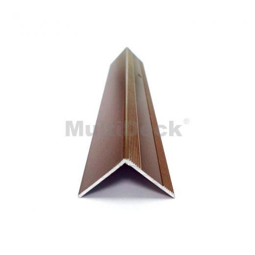 Комплектующие террасной доски MultiDeck Торцевая планка 30х30