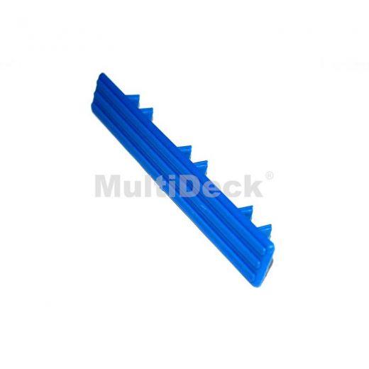 Комплектующие террасной доски MultiDeck Торцевая заглушка-М