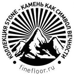 Кварц-виниловый ламинат Fine Floor коллекция FF-1500 Stone