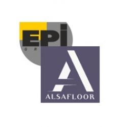 Ламинат Alsafloor/EPI коллекция Clip 400