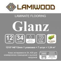 Ламинат Lamiwood коллекция Glanz