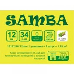 Ламинат Lamiwood коллекция Samba